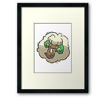 Ben's Whimsicott Framed Print