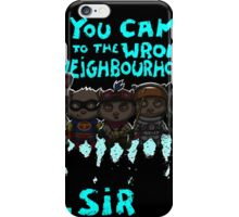 The Thug Life iPhone Case/Skin