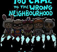 The Thug Life by BlueLemon