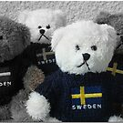 Teddy Bears by Paola Svensson
