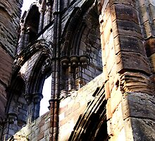Whitby Abbey x6 by JoCr