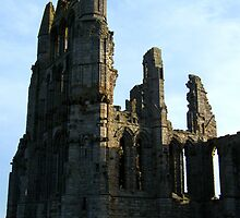 Whitby Abbey x8 by JoCr