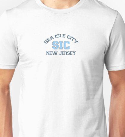 Sea Isle - New Jersey. Unisex T-Shirt