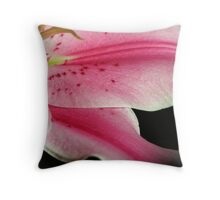 ~Lily's Secret~ Throw Pillow