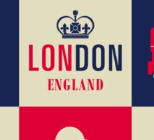City Of London United Kingdom England Sticker
