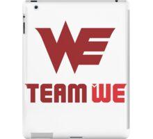 Team World Elite iPad Case/Skin