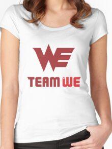 Team World Elite Women's Fitted Scoop T-Shirt