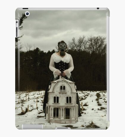 I Will Watch Over You iPad Case/Skin