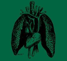 lungs Unisex T-Shirt