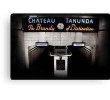 chateau tununda Canvas Print