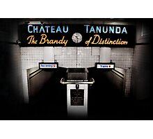 chateau tununda Photographic Print