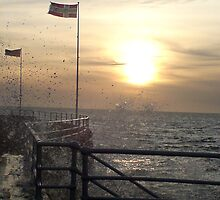 seaspray by Finnola