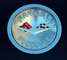1958 Corvette 1 by Pat Herlihy