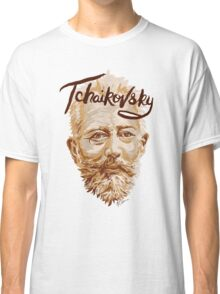 Tchaikovsky - classical music composer Classic T-Shirt