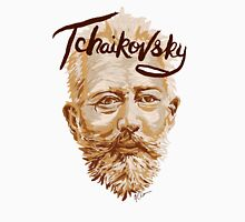 Tchaikovsky - classical music composer Unisex T-Shirt