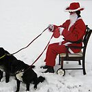 NEWSFLASH !! -  REVISITED - CONFIRMED -SANTA HIT BY CREDIT CRUNCH !!!! by mikequigley