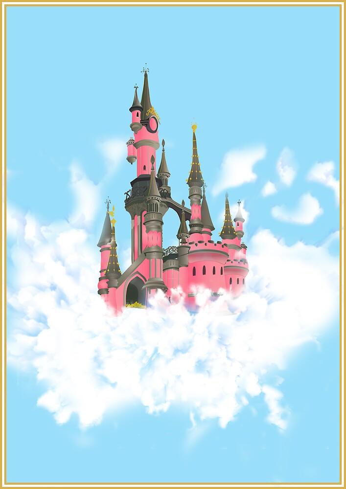 Castle on a cloud by Lauren Finn