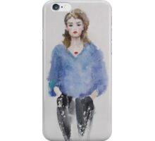 Lapin sweater iPhone Case/Skin
