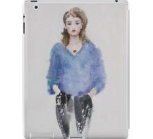 Lapin sweater iPad Case/Skin