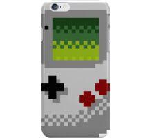 When I was a Gamer... iPhone Case/Skin