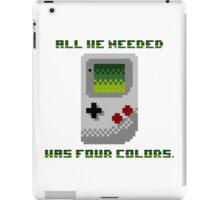 When I was a Gamer... iPad Case/Skin