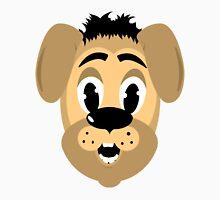 cartoon style dog head Unisex T-Shirt