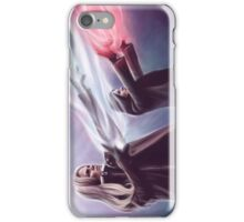 The Savior and the Evil Queen iPhone Case/Skin