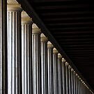 Pillars: Athens, Greece  by toby snelgrove  IPA