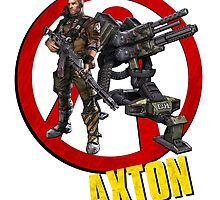 Axton by jayethan00