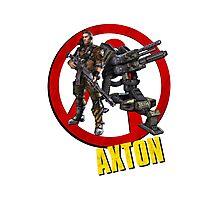 Axton Photographic Print