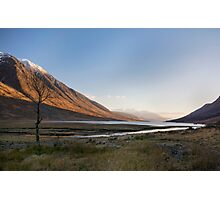 Glen Etive ~ Glencoe Photographic Print