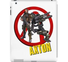 Axton iPad Case/Skin
