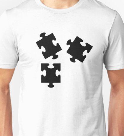 Jigsaw puzzle Unisex T-Shirt
