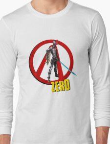 Zer0 Long Sleeve T-Shirt