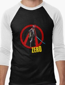 Zer0 Men's Baseball ¾ T-Shirt