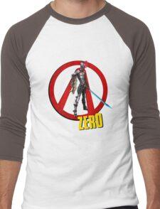 Zer0 Men's Baseball ¾ T-Shirt
