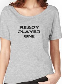 Ready Player One Symbol Women's Relaxed Fit T-Shirt
