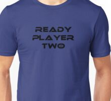 Ready Player Two Symbol Unisex T-Shirt
