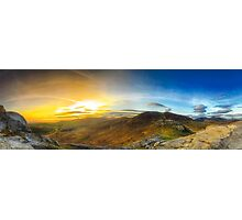North Mournes from Hen Mountain Photographic Print