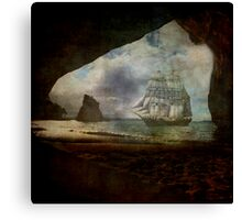The Explorers Canvas Print