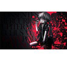 Yuno Bloody Photographic Print
