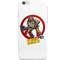 Krieg iPhone Case/Skin