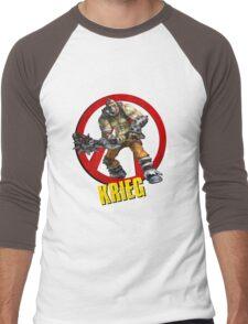 Krieg Men's Baseball ¾ T-Shirt