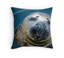Seal of Peace Throw Pillow