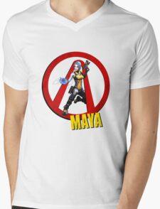 Maya Mens V-Neck T-Shirt