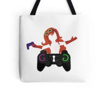 #GamerGate (White) Tote Bag