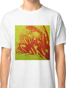 """""""Savannah No.2"""" abstract artwork by Laura Tozer Classic T-Shirt"""
