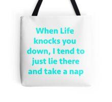 Take a nap Tote Bag