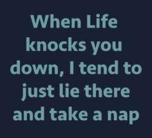 Take a nap by jvandoninck