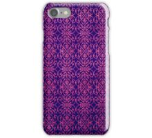 Moroccan Pink iPhone Case/Skin